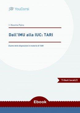 Dall'IMU alla IUC: TARI