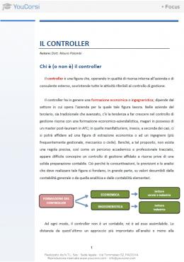 IL CONTROLLER