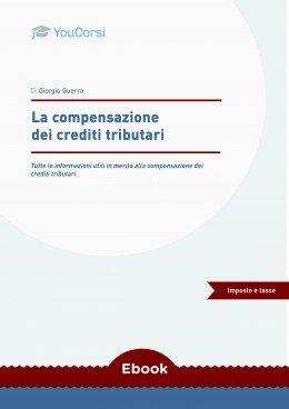 La compensazione dei crediti tributari
