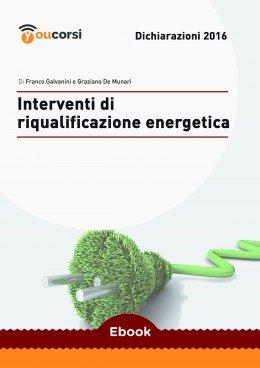 Interventi di riqualificazione energetica