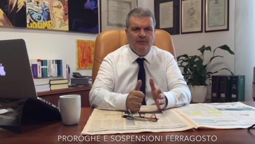 Proroghe e sospensioni  di Ferragosto,  circolare rimborsi IVA, Equitalia sportello privilegiato pe