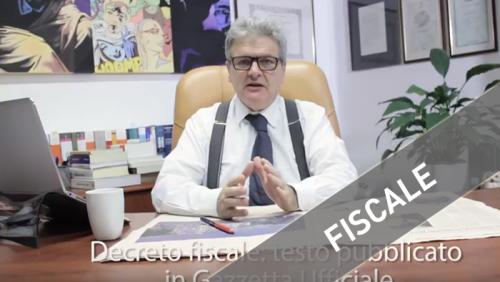 Decreto-fiscale-Gazzetta-rottamazione-cartelle-bonus-pubblicità-marca-servizi