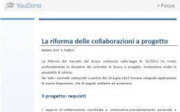 Il punto sulle collaborazioni coordinate e continuative