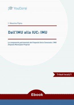Dall'IMU alla IUC: IMU