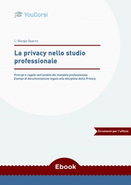 La privacy nello studio professionale