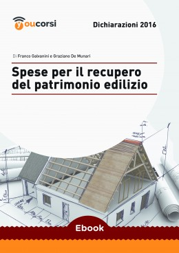 Spese per recupero del patrimonio edilizio